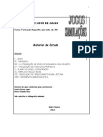 Material de Estudo Jogos 2013-1
