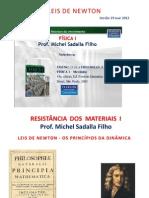 FISICA I - DOC 03 (Leis de Newton 1 - Principios)