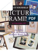 Free Logan PDF Book 2009 Diy Picture Framing