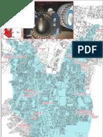 03-05-2013 Mapa de Corte en el sur por Mantenimiento del Sistema Mica - Quito Sur