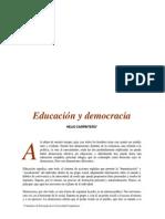 Educacion y Democracia (Elio Carpintero) Num111_005