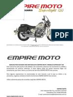 Catalogo de Partes Vento Rebellian-150 2008 2009
