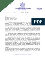 Auburn Inspection & Response 2008