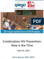 The Present and Future of HIV Prevention Abridged Deck