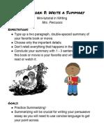 Homework Print Out - Week 8