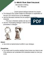 Homework Print Out - Week 6
