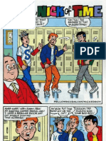 Archie in the Nick of Time