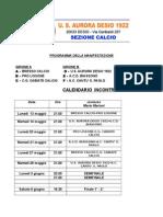 Torneo 2013 Aurora Desio - Categoria Juniores