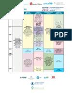 At a Glance Agenda - Global Newborn Health Conference
