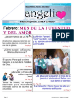 3 Mensuario Evangelio Febrero de 2007