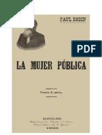 Paul Robin - La mujer pública.pdf