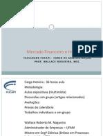 Mercado Financeiro e Mobiliário (03-05)