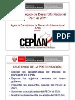 CEPLAN 2021