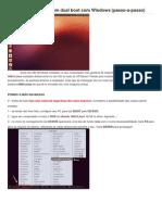 Instalar Ubuntu 12.10 Em Dual Boot Com Windows (Passo-A-passo)