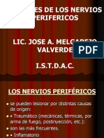 Lesiones de Nervios Perifericos Istdac 2013