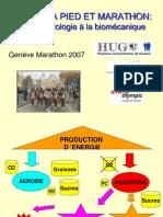 Journee_HUG_preparation Marathon_De La Physiologie a La Biomecanique
