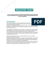 The Passover Feast