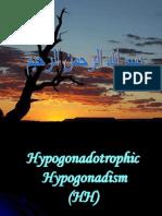 Hypogonadotrophic Hypogonadism