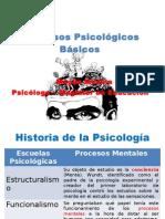 Introduccion - Procesos Psicologicos Basicos
