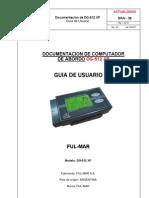 Guia de Usuario DG-512 XP