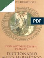 Antoine-Joseph Pernety, Dom - Diccionario Mito-Hermético Completo (1)
