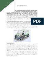 Autos Electronicos