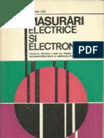 Masurari Electrice Si Electronice