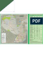 Mapa Areas Protegidas Paraguay