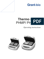 76 Phmp Phmp-4 Operating Instructions