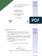 ECE750_F2008_Algorithms6