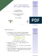 ECE750_F2008_Algorithms7