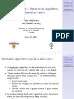ECE750_F2008_Algorithms11