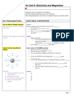 Unit 8 Guided Notes