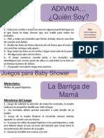 juegos para baby shower.pptx