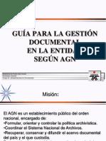 Guia Para La Gestion Documental