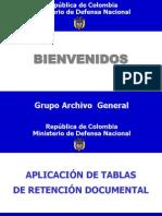 Manual de Archivo Mdn 2007