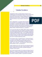Valentina Vladimírovna Tereshkova