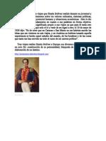 Cada uno de los viajes que Simón Bolívar realizó durante su juventud y adultez