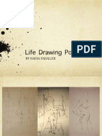 Life Drawing Presentation