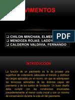 Estructura Del Pavimento ( Presentacion)