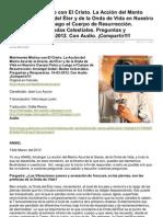 Matrimonio Místico con El Cristo. Arcángel Anäel. Bodas Celestiales. Preguntas y Respuestas. 14-03-2012..pdf