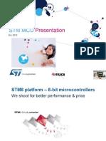 STM32 Microcontroller General Oct2012