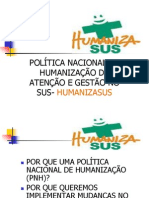 Apresentacao_HUMANIZASUS
