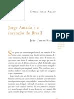 Revista Brasileira 73 - Dossie Jorge Amado