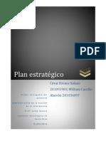 Plan Estrategico