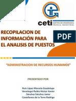 Recopilacion de Informacion