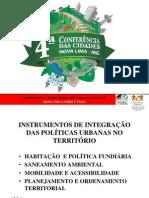 ConfCidades - Tema 2