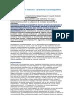 Endocrino y Reumatologia