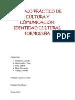 TRABAJO PRÁCTICO DE CULTURA Y COMUNICACIÓN