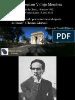 Paris Cesar Vallejo Poemas